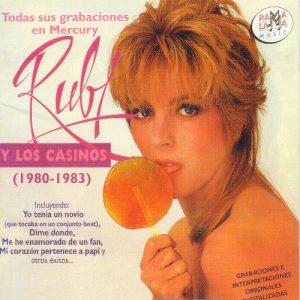 portada del disco Todas sus Grabaciones en Mercury (1980-1983)