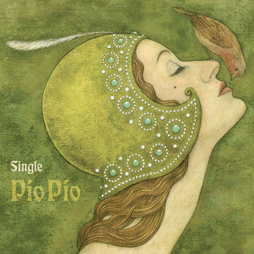 portada del disco Pío Pío