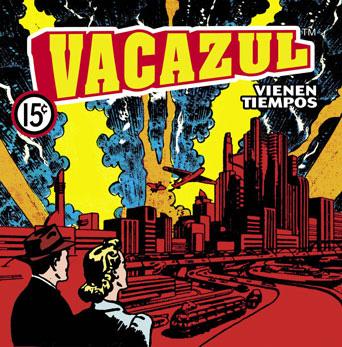 portada del album Vienen Tiempos