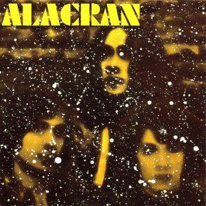 portada del disco Alacrán