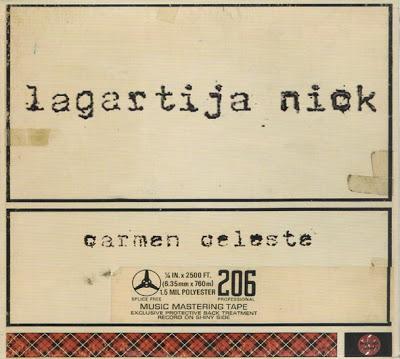 portada del album Carmen Celeste