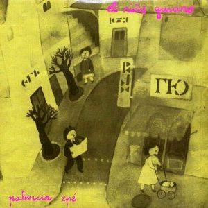 portada del disco Palencia