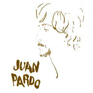 portada del disco Juan Pardo