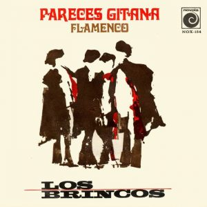 portada del disco Pareces Gitana / Flamenco