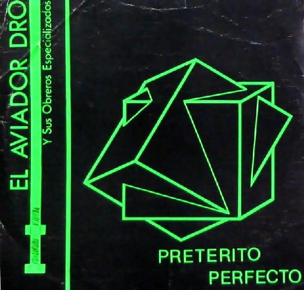 portada del album Pretérito Perfecto