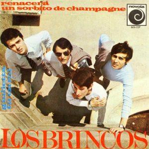 portada del disco Renacerá / Un Sorbito De Champagne / Giulietta / Tú En Mí
