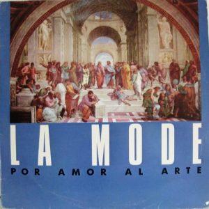 portada del disco Por Amor al Arte