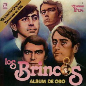 portada del disco Álbum de Oro