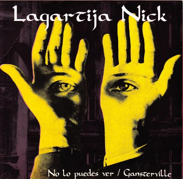 portada del album No Lo Puedes Ver / Gansterville