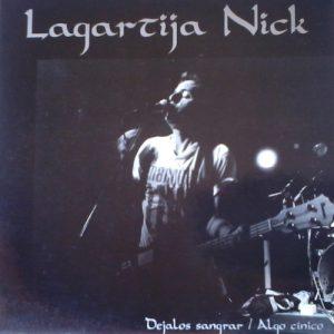 portada del disco Déjalos Sangrar / Algo Cínico