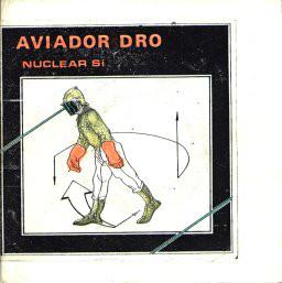 portada del disco Nuclear Sí