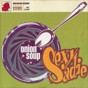 portada del disco Onion Soup