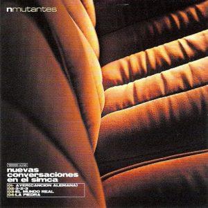 portada del disco Nuevas Conversaciones en el Simca