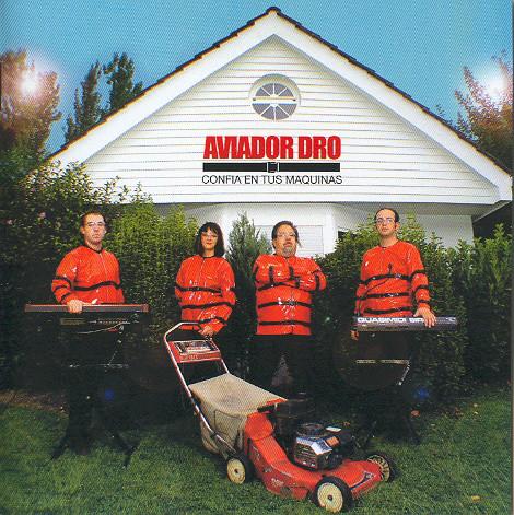 portada del album Confía en tus Máquinas