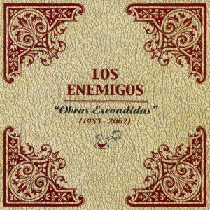 portada del disco Obras Escondidas (1985-2002)