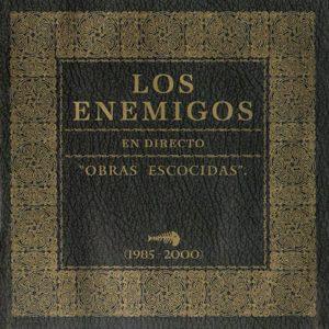 portada del disco Obras Escocidas (1985-2000)