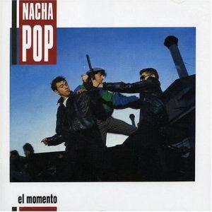 portada del disco El Momento