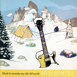 portada del disco Desde la Montaña más Alta del Mundo