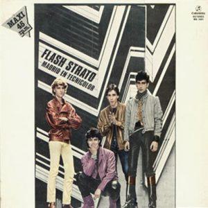 portada del disco Madrid en Tecnicolor