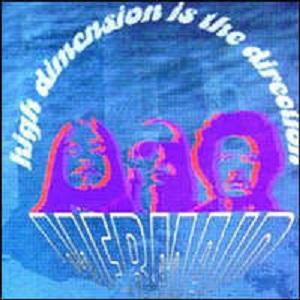 portada del disco High Dimension Is the Direction