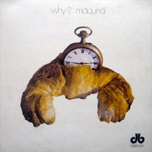 portada del disco Why?
