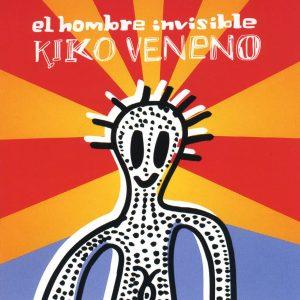 portada del disco El Hombre Invisible