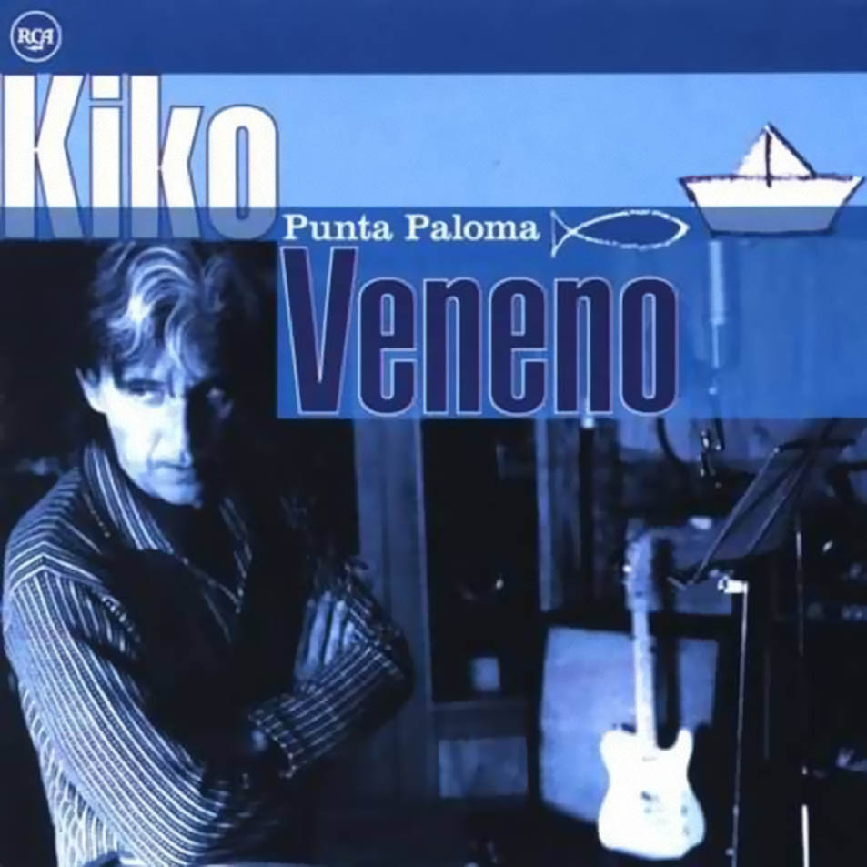 portada del album Punta Paloma