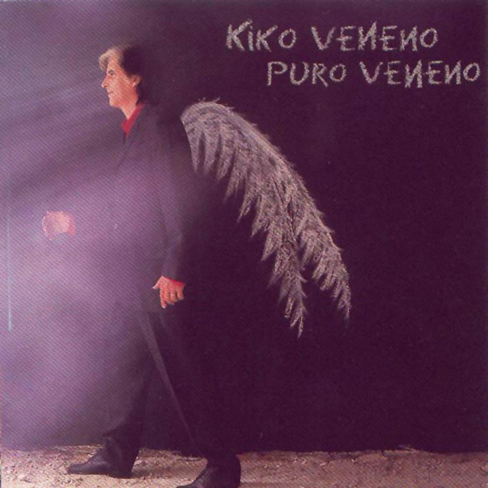 portada del album Puro Veneno
