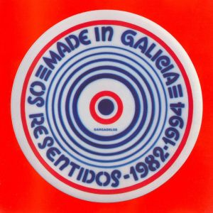 portada del disco Made in Galicia 1982-1994