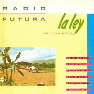 portada del album La Ley del Desierto / La Ley del Mar