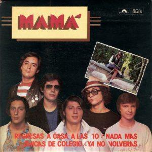 portada del disco Chicas de Colegio