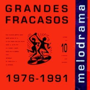 portada del disco Grandes Fracasos 1976-1991