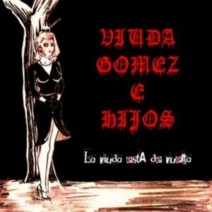 portada del disco La Viuda Está de Vuelta