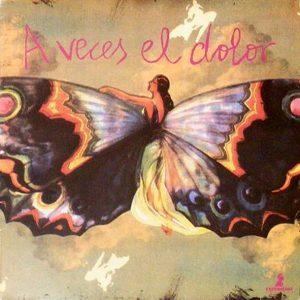 portada del disco A Veces el Dolor (reedición)