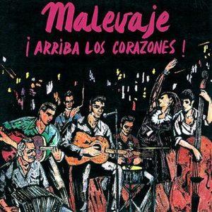 portada del disco ¡Arriba los Corazones!