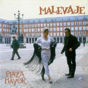 portada del disco Plaza Mayor