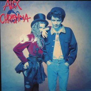 portada del disco Álex & Christina