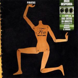 portada del disco Fin (de la Segunda Parte)