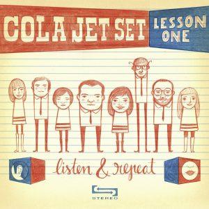 portada del disco Lesson One: Listen & Repeat
