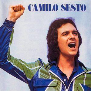 portada del disco Camilo Sesto