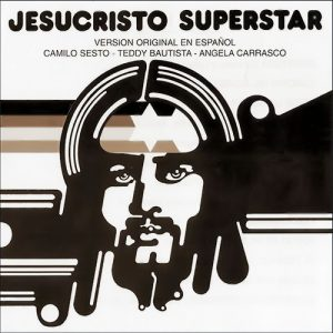 portada del disco Jesucristo Superstar