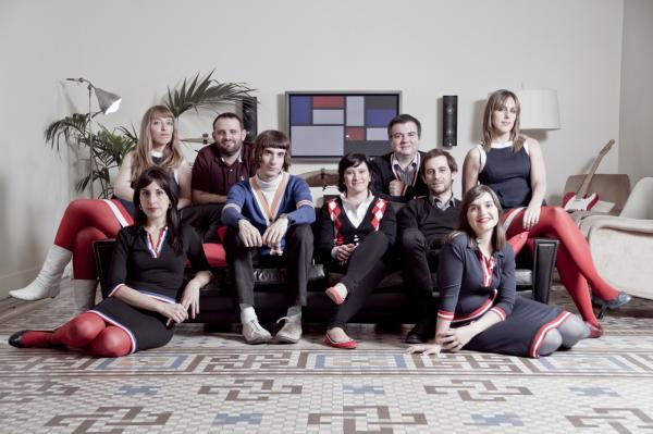 foto del grupo Cola Jet Set