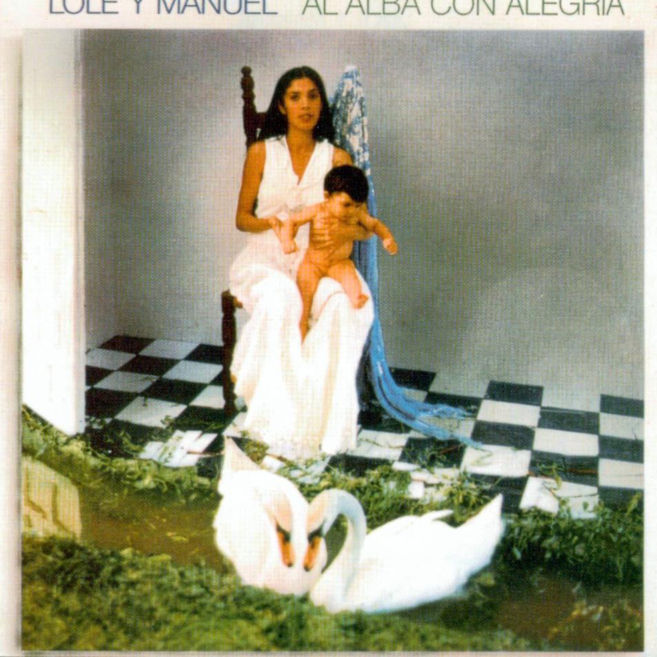 portada del disco Al Alba con Alegría