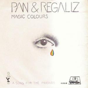 portada del disco Magic Colours