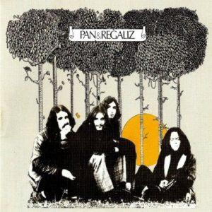 portada del disco Pan & Regaliz