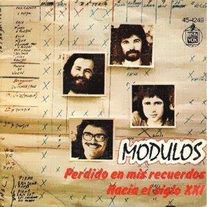 portada del disco Perdido en mis Recuerdos / Hacia el Siglo XXI