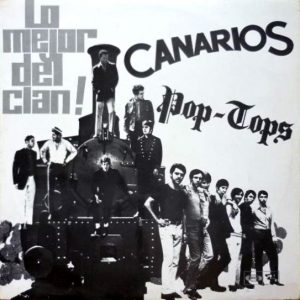 portada del disco Lo Mejor del Clan!