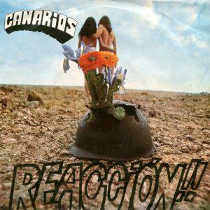 portada del disco Reacción!!