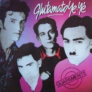 portada del disco Guapamente