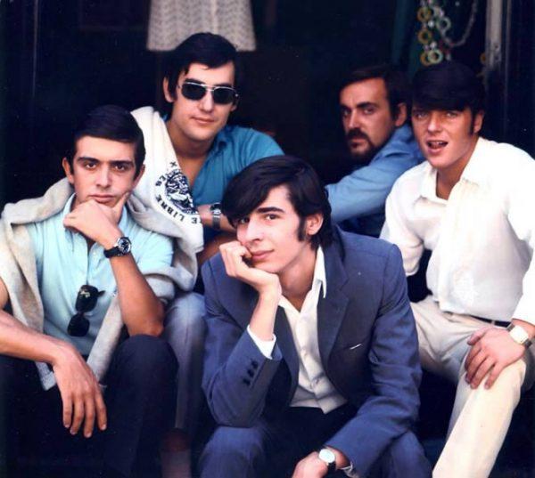 foto del grupo imagen del grupo Los Pasos